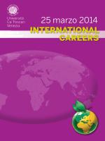 25 marzo 2014 - Università Ca
