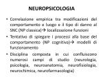 neuropsicologia dello sviluppo