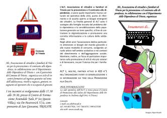 ASS N°1 Alt, Associazione di cittadini e familiari di Trieste