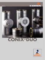 CONIX®DUO - Top Edile S.r.l.