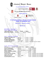 results 2014 - Accademia Musicale Romana