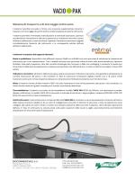Scheda illustrativa sistema VacioPak