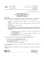 Preparazione e consenso ECG da sforzo ASL 6