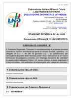 Federazione Italiana Giuoco Calcio Lega Nazionale Dilettanti