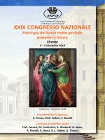programma corso + congresso - Società Italiana di Colposcopia e