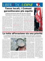 Liberetà n. 2 - 2014 - Inserto di Udine - SPI FVG
