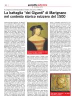 """OTTOBRE 2014 - Fondazione """"PRO MARIGNANO"""""""