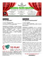 TO PLAY - Comune di Gemmano