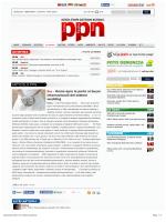 ARTICOLO PPN Eco - Roma apre le porte ai buyer internazionali