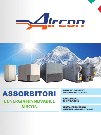 ASSORBITORI - AIRCON srl