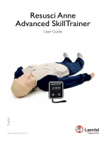 Resusci Anne Advanced SkillTrainer