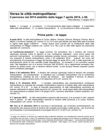 cronoprogramma - ANCI Sardegna