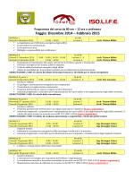 PPROGRAMMA CORSO abilitante per certificatori