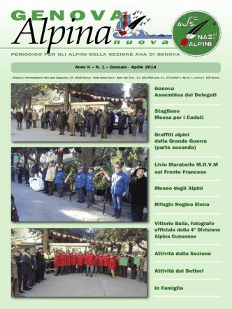 1-2014 Genova Alpina