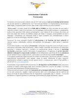 Scarica il Curriculum Vitae di Terracunta