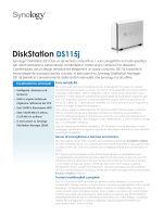 DiskStation DS115j