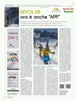 Outdoor Mag 5_2014_Nivolab - Accademia della Montagna del