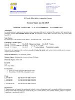 Torneo Open no-Elo 2015