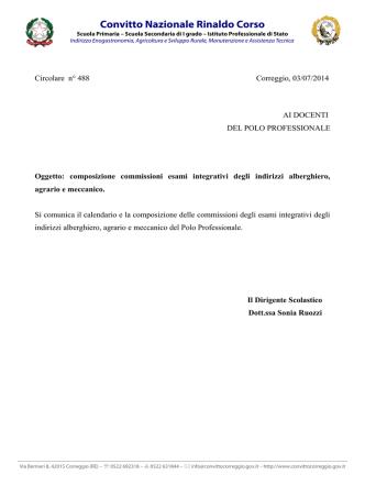 Convitto Nazionale Rinaldo Corso