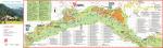 Val di Fassa / Tonws map (Canazei, Alba, Penia, Sella Pass