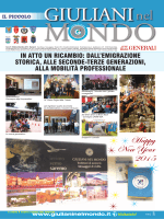 Happy New Year 2015 - Associazione Giuliani nel Mondo