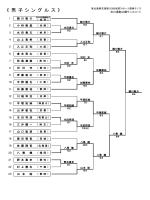 第30回全国スポーツ祭典テニス大会の記録はこちら