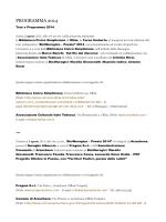 BiciNuragica – Poesia 2014 (III edizione)