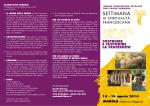 scarica la locandina - OFS Emilia Romagna