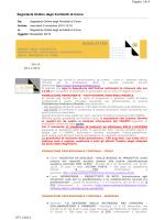 Newsletter 38/14 - Ordine Architetti di Como