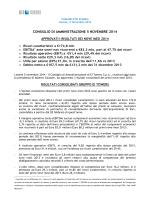 EIT Comunicato Stampa_9M2014