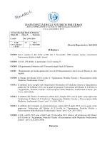 M214 - Università di Palermo