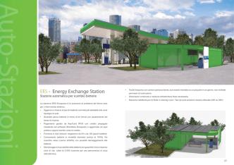 Auto-Stazioni EES - Energy Exchange Station