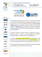 4 Convocazioni CTF Sardegna - Quartu 06-01