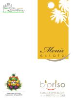 menu estate 2014 - Hotel La Residenza