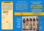 INCONTRI DI AGGIORNAMENTO PER I CATECHISTI BATTESIMALI