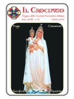 Crociato Ottobre.indd - Fraternità Sacerdotale San Pio X