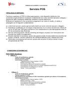 Servizio POS - Cassa Nazionale del Notariato