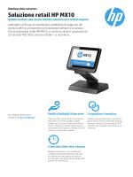 Riepilogo della soluzione HP MX10 - Hewlett