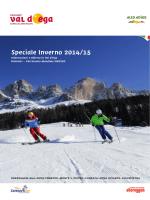 Speciale inverno 2014/15