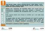 Modifiche alla circolazione treni lunga percorrenza (