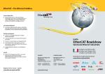 EtherCAT Roadshow Invito Seminario Ethernet industriale