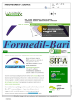Bari, accatastamento alloggi di ERP
