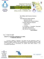 COGP 08-1 DIV F - FIPAV Salerno