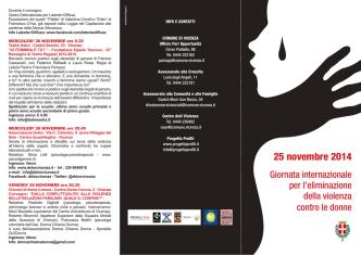 25 novembre 2014 - Soroptimist International Italia