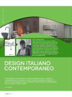 DESIGN ITALIANO cONTEmpOrANEO