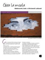 Adolescenti, look e riferimenti culturali