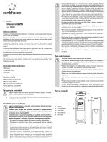 Etilometro 6895N - produktinfo.conrad.com