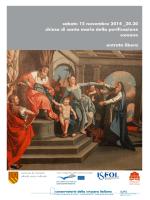 Programma VETMUSICPRO - Ensemble San Felice