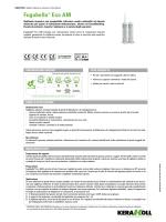 Fugabella® eco aM - the Kerakoll products area