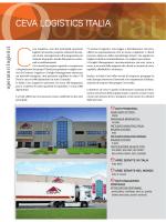 CEVA LOGISTICS ITALIA - Logistica Management